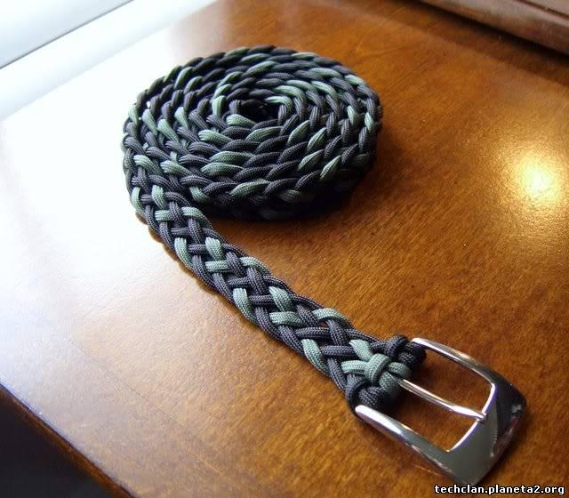 Как сплести браслет из веревки  для мальчиков